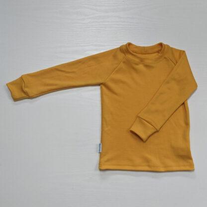 hrubšie tričko pre deti s merinom