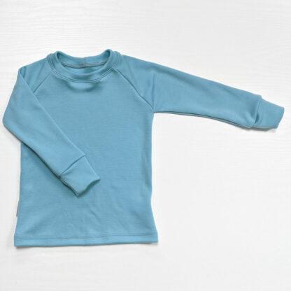 Termo tričko z merino vlny pre deti