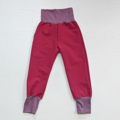 Rastúce nohavice softshell s merino vlnou